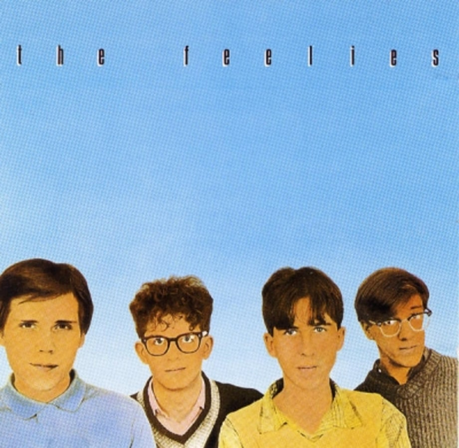 The Feelies, 'Crazy Rhythms'