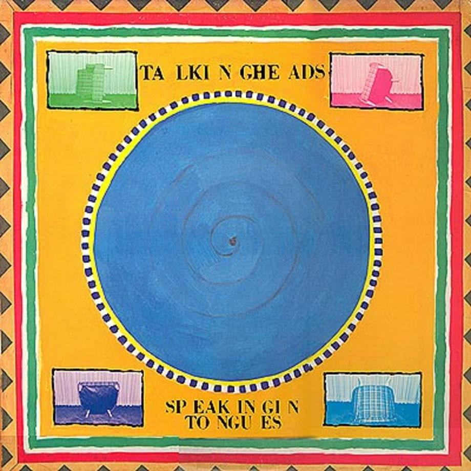 Talking Heads, 'Speaking in Tongues'