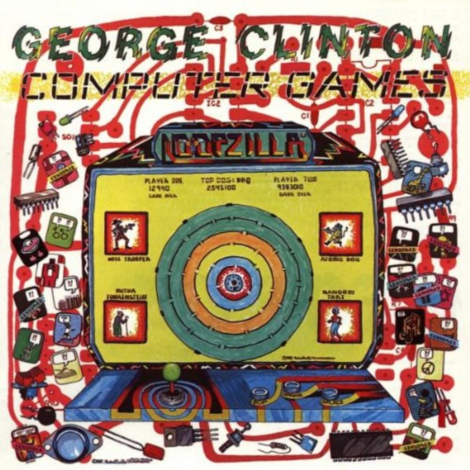George Clinton, 'Computer Games'