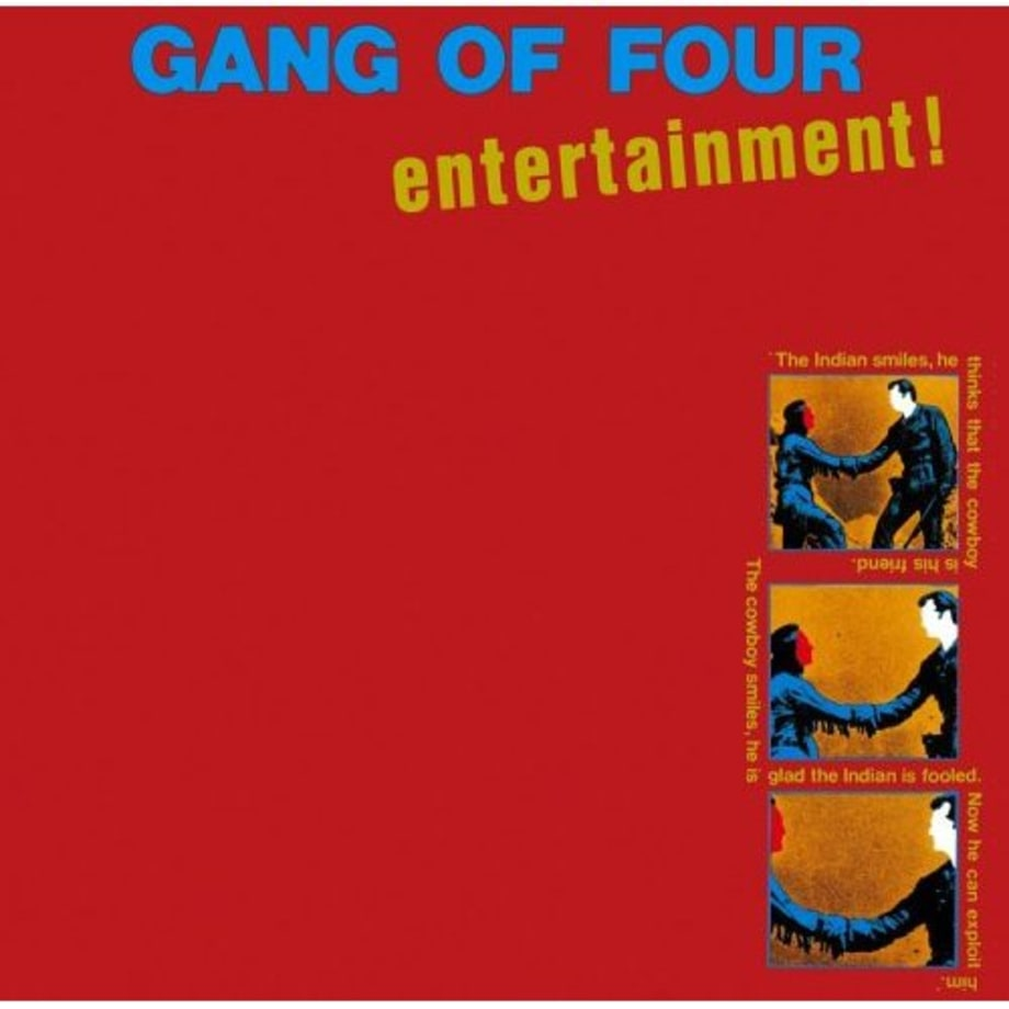 Gang of Four, 'Entertainment'