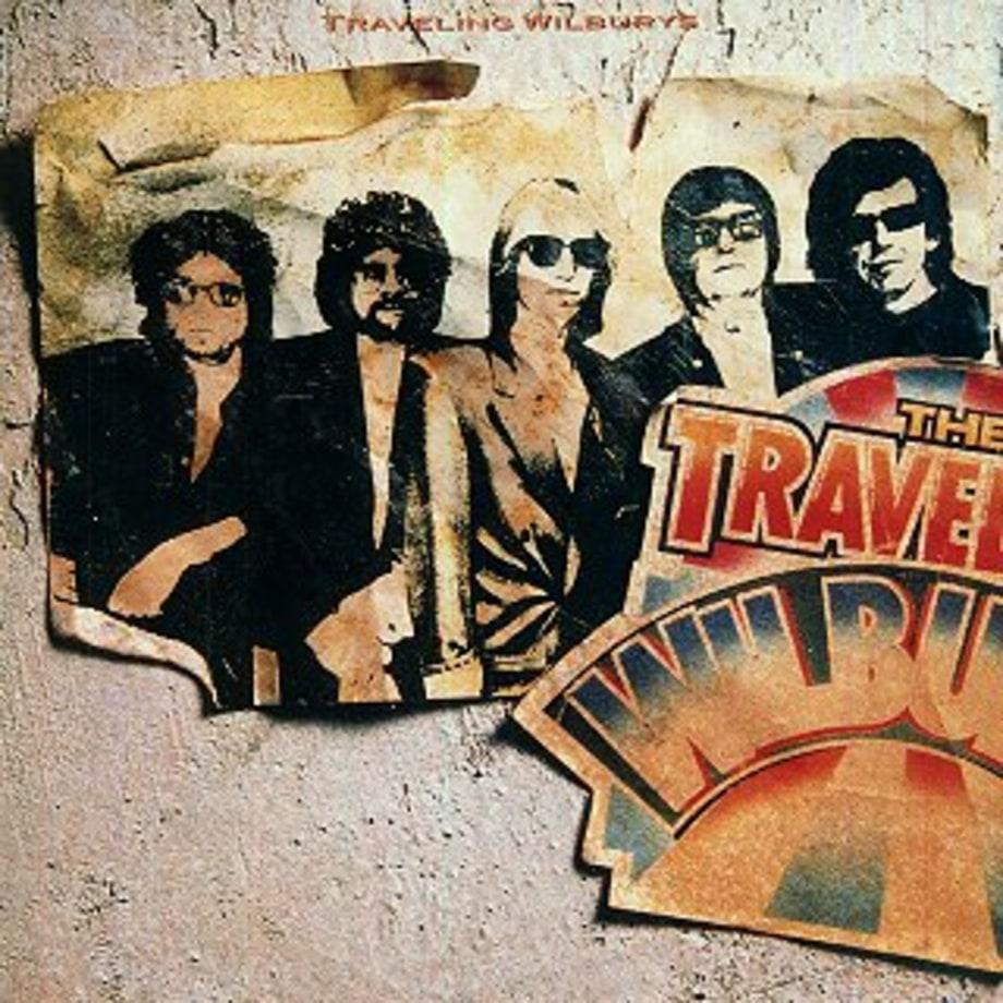 Traveling Wilburys Traveling Wilburys Volume 1 100 Best Albums Of The Eighties Rolling Stone