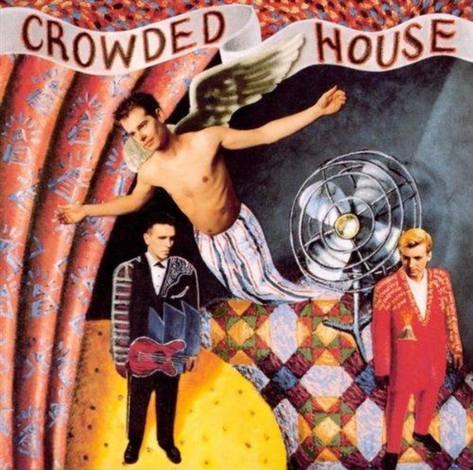 Crowded House, 'Crowded House'