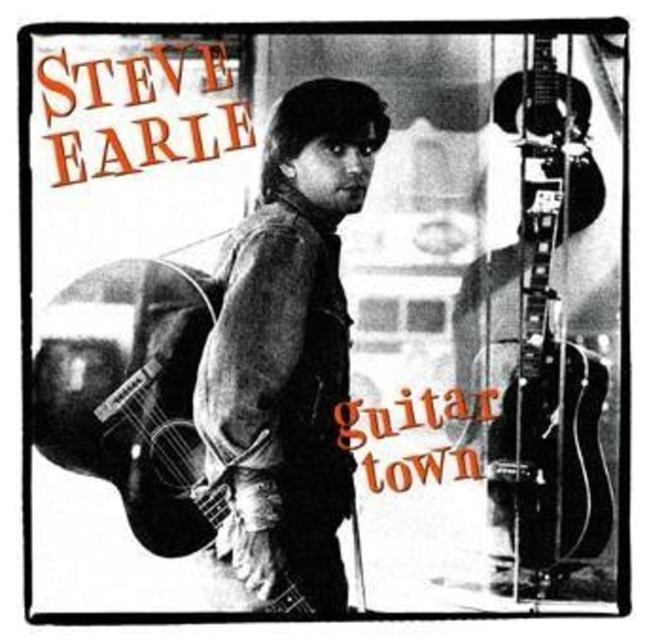 Steve Earle, 'Guitar Town'