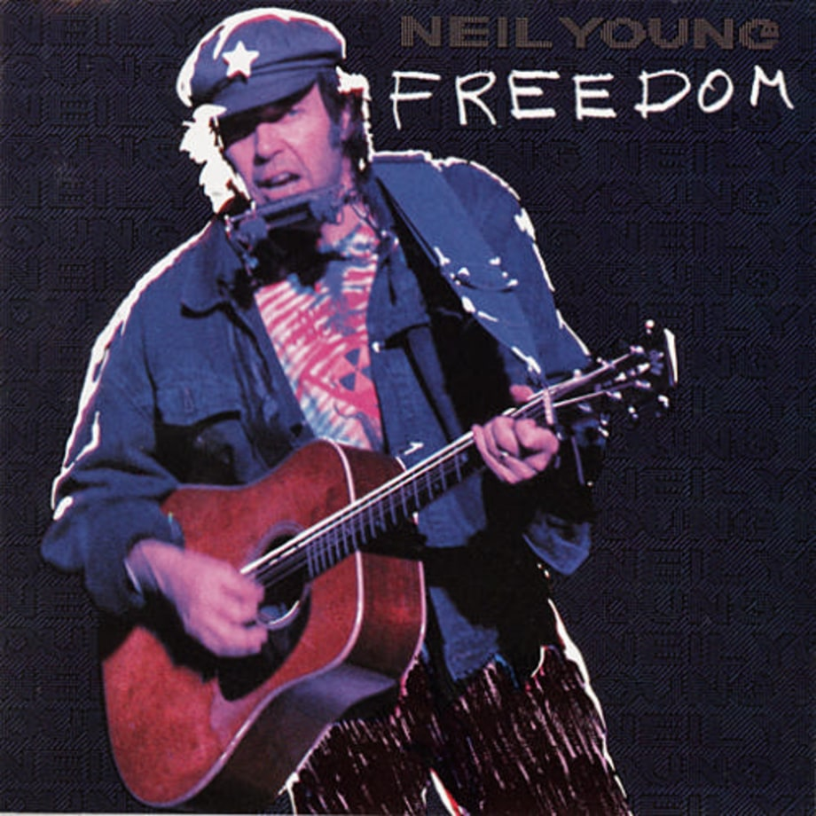 Neil Young, 'Freedom'