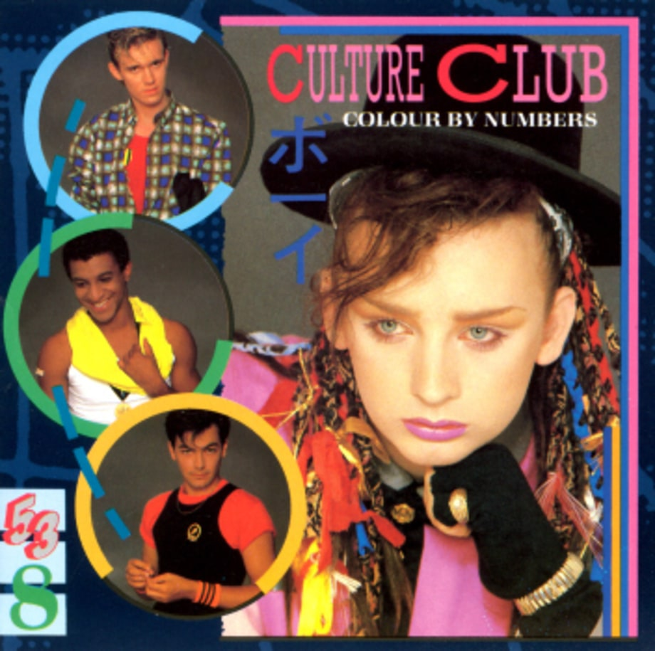 Culture club 39 colour by numbers 39 100 best albums of the for Classic club music