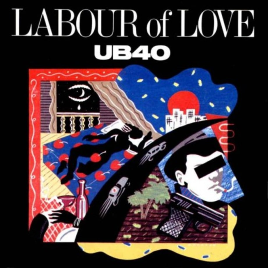 UB40, 'Labour of Love'