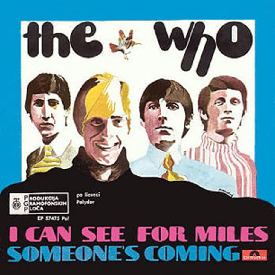 The Who, 'I Can See For Miles'