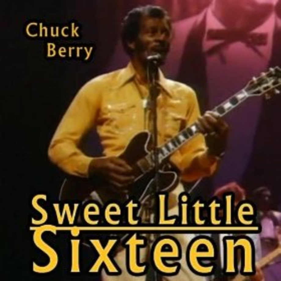 Chuck Berry, 'Sweet Little Sixteen'
