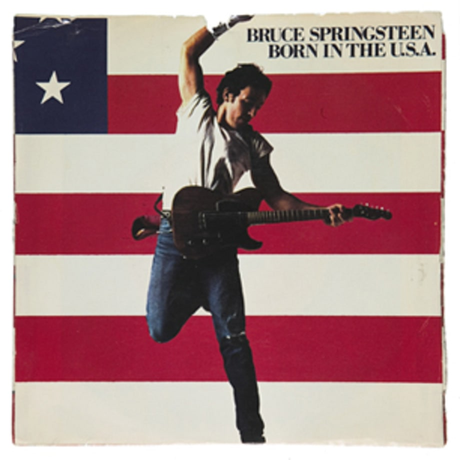 Bruce Springsteen, 'Born in the U.S.A.'
