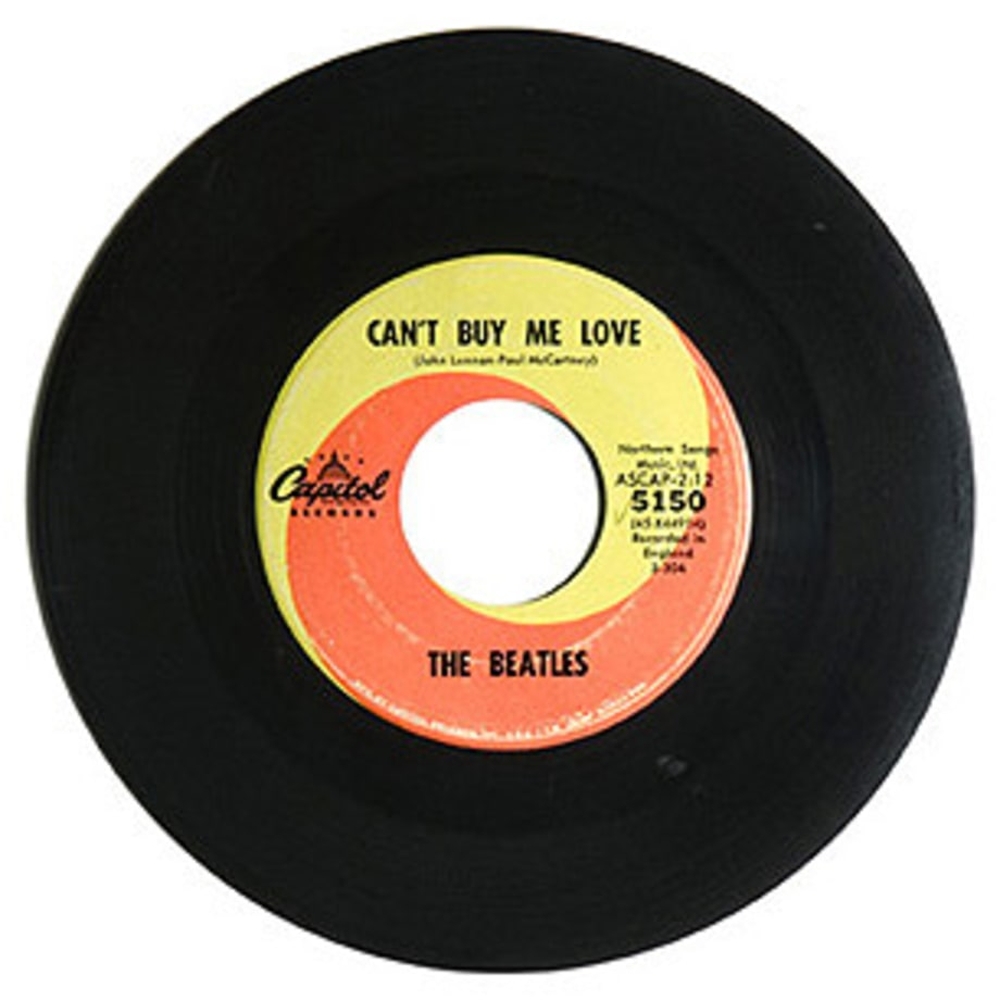The Beatles, 'Can't Buy Me Love'
