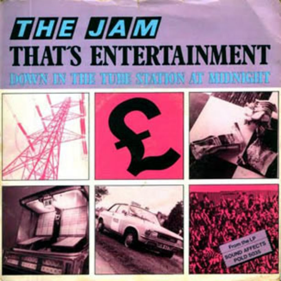 The Jam, 'That's Entertainment'