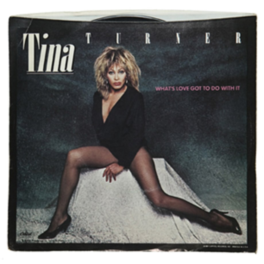Tina Turner, 'What's Love Got to Do With It'
