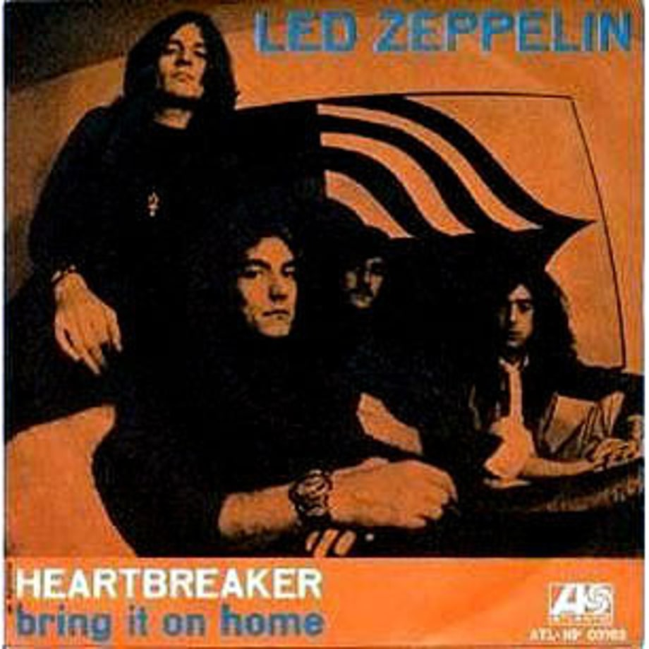 Led Zeppelin, 'Heartbreaker'