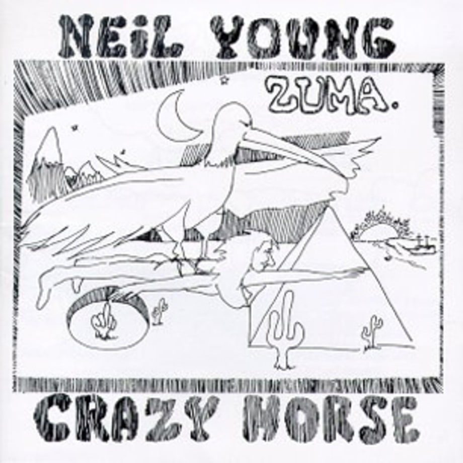 Neil Young, 'Cortez the Killer'