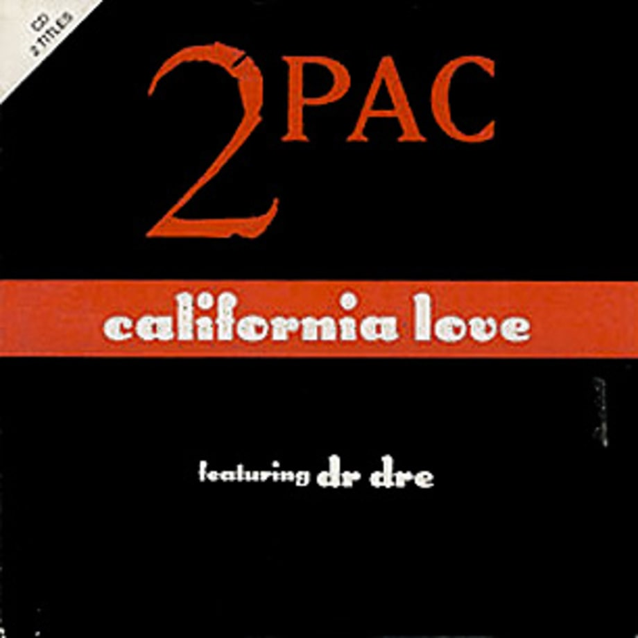 Dr. Dre and 2Pac, 'California Love'