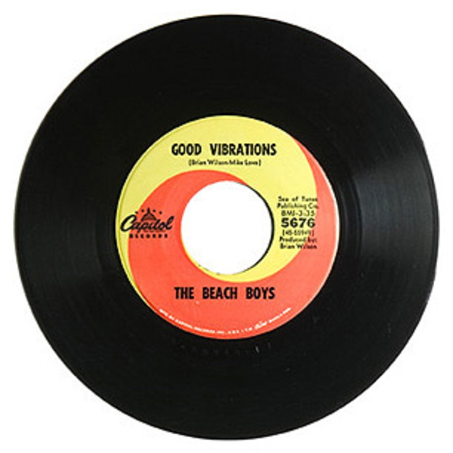 The Beach Boys, 'Good Vibrations'