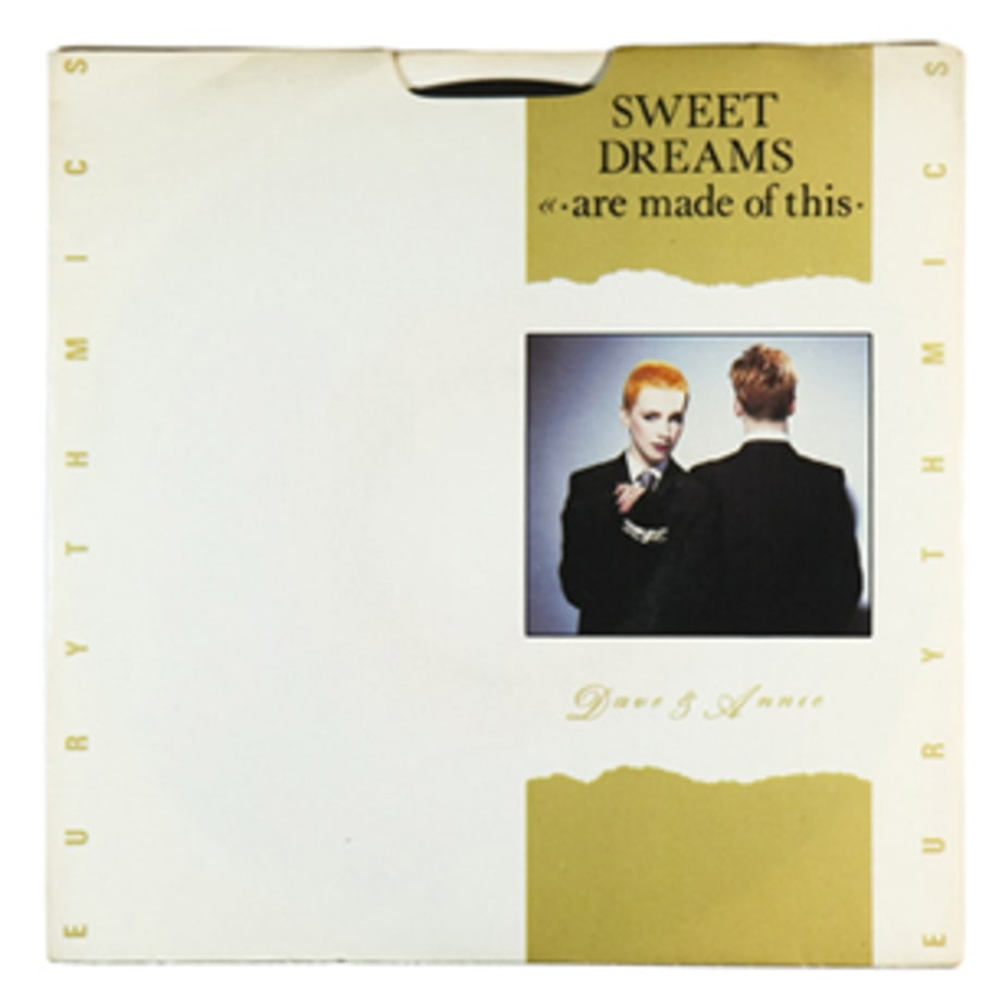 Eurythmics, 'Sweet Dreams (Are Made of This)'
