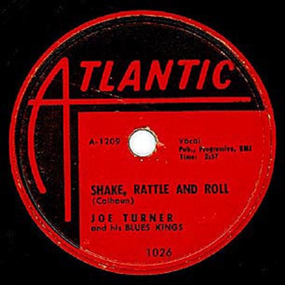 Big Joe Turner, 'Shake, Rattle & Roll'