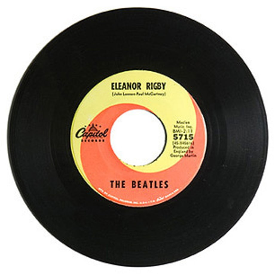 The Beatles, 'Eleanor Rigby'