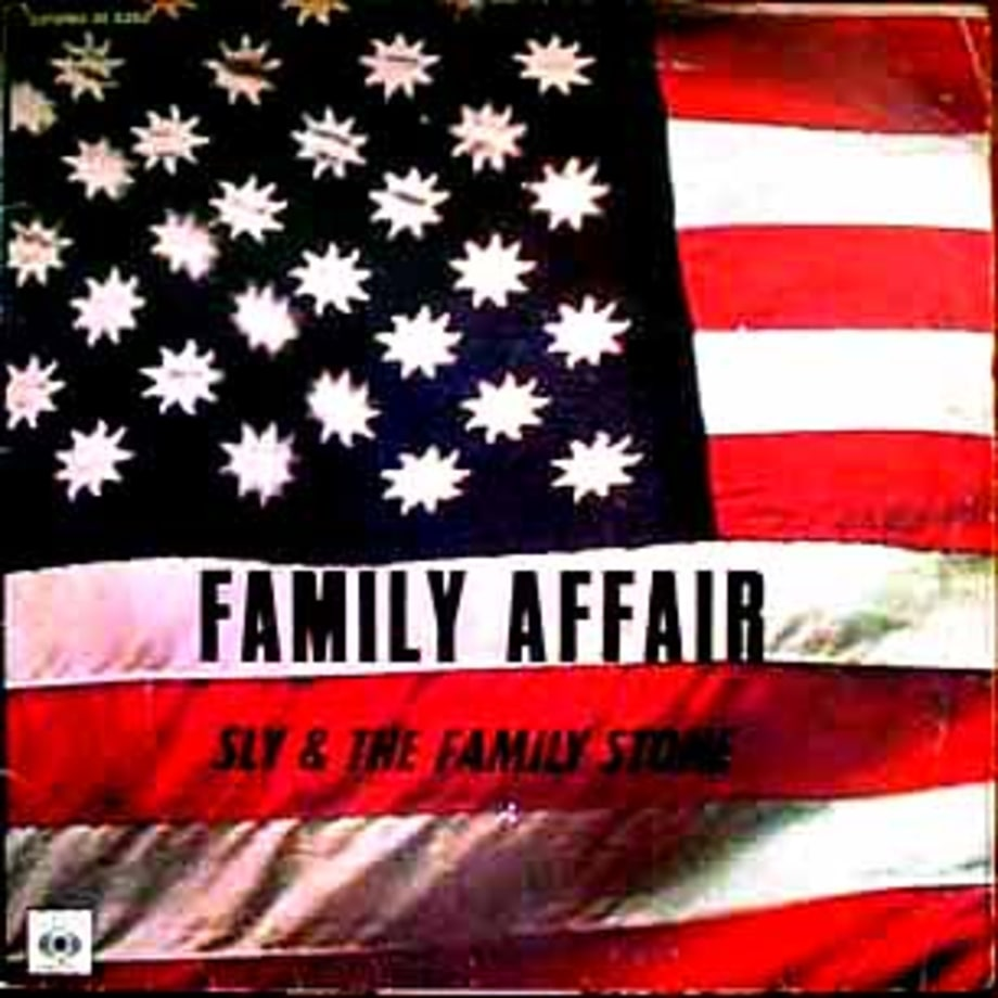 Sly and the Family Stone, 'Family Affair'