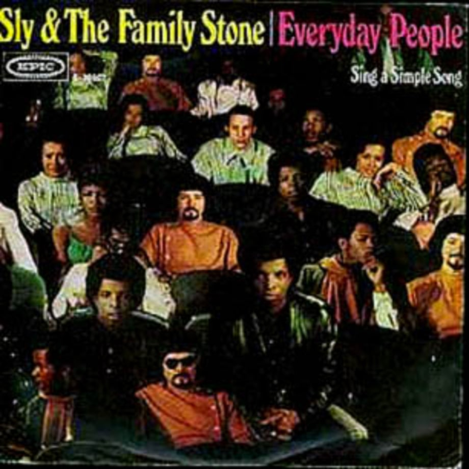 Sly and the Family Stone, 'Everyday People'
