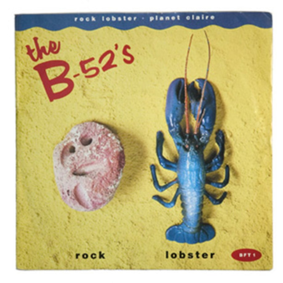 The B-52's, 'Rock Lobster'