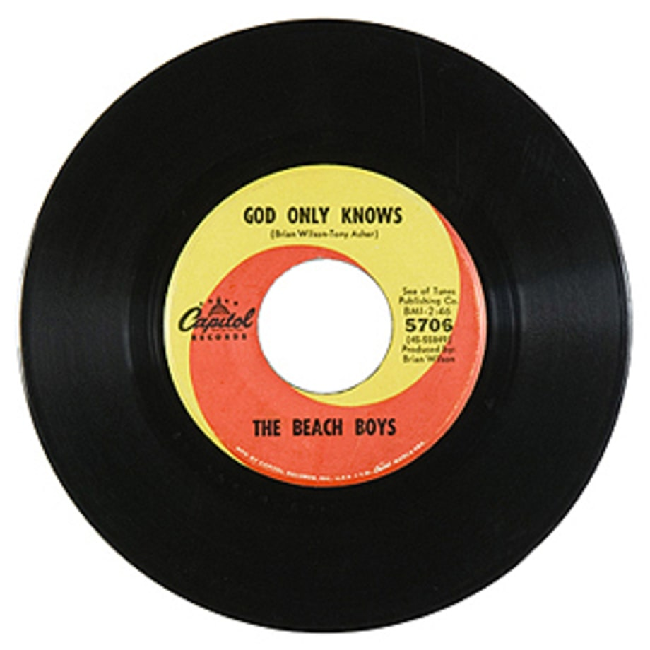 The Beach Boys, 'God Only Knows'   500 Greatest Songs of ...