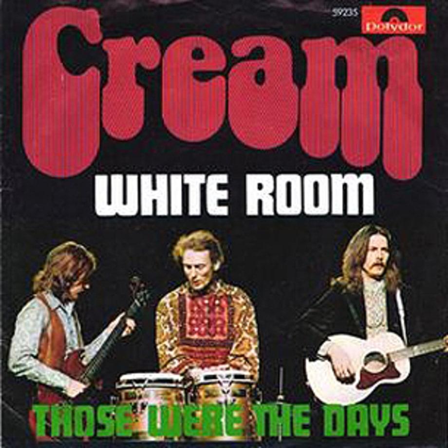 Cream Songs White Room