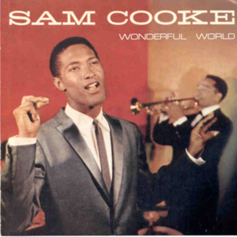 Sam Cooke, 'Wonderful World'
