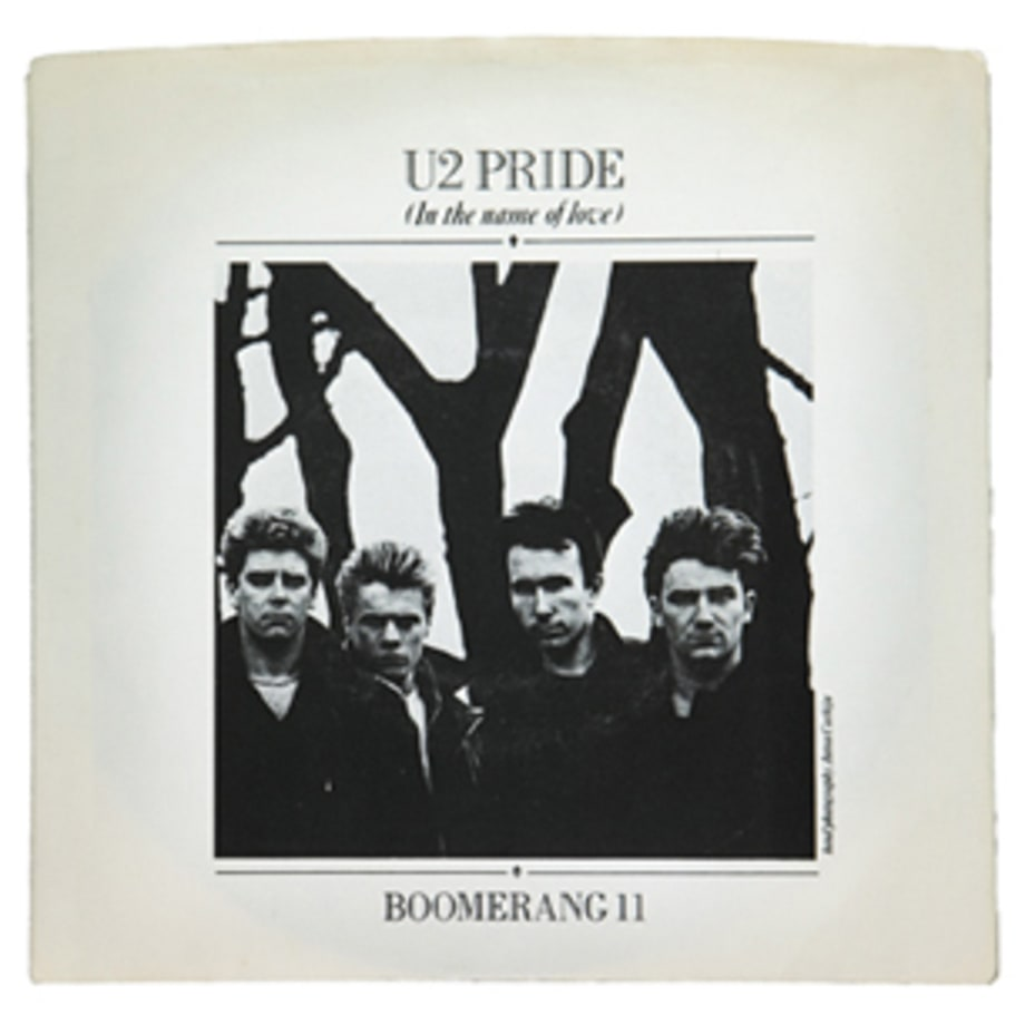 U2, 'Pride (In the Name of Love)'