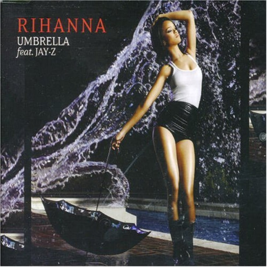 Rihanna Featuring Jay-Z, 'Umbrella'