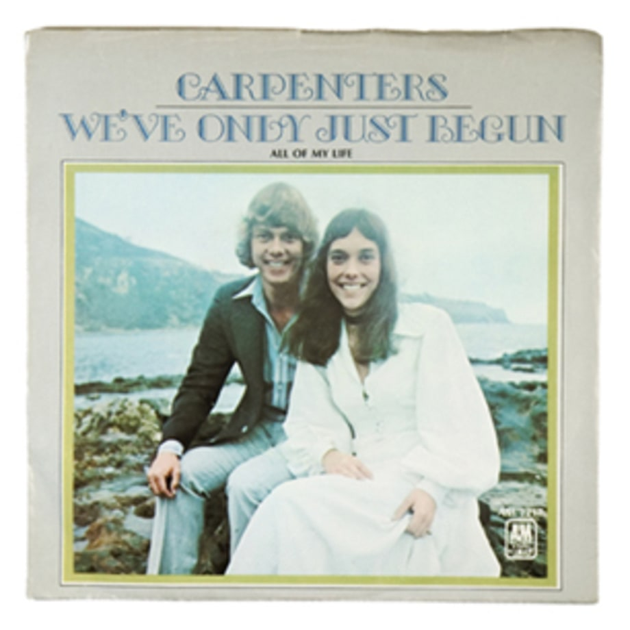 Carpenters, 'We've Only Just Begun'