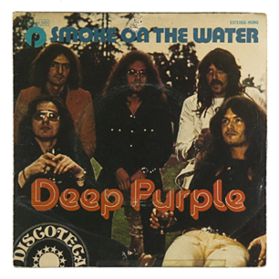 Deep Purple, 'Smoke on the Water'