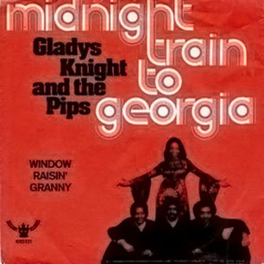 Gladys Knight and the Pips, 'Midnight Train to Georgia'