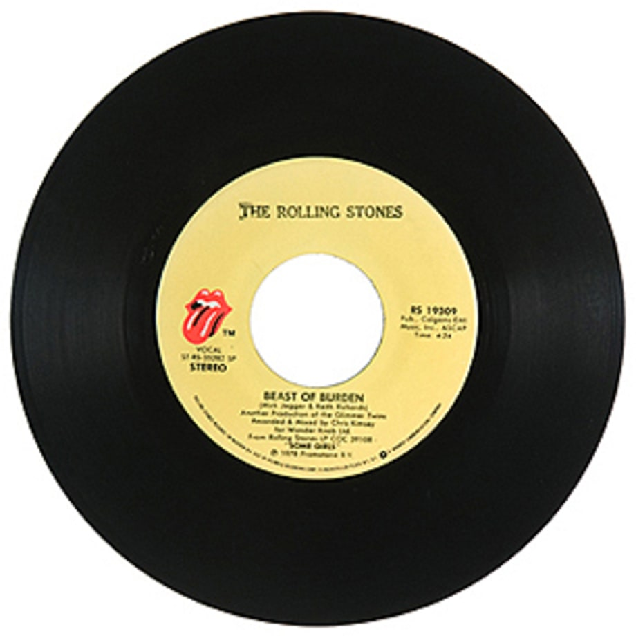 The Rolling Stones, 'Beast of Burden'