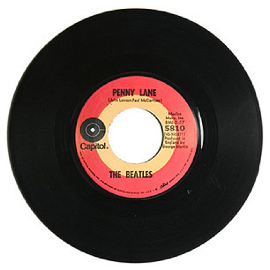 The Beatles, 'Penny Lane'