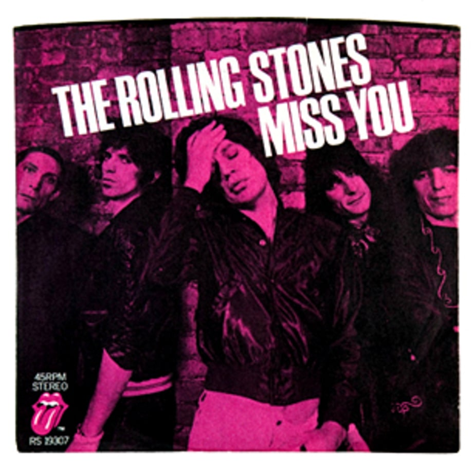 The Rolling Stones, 'Miss You'