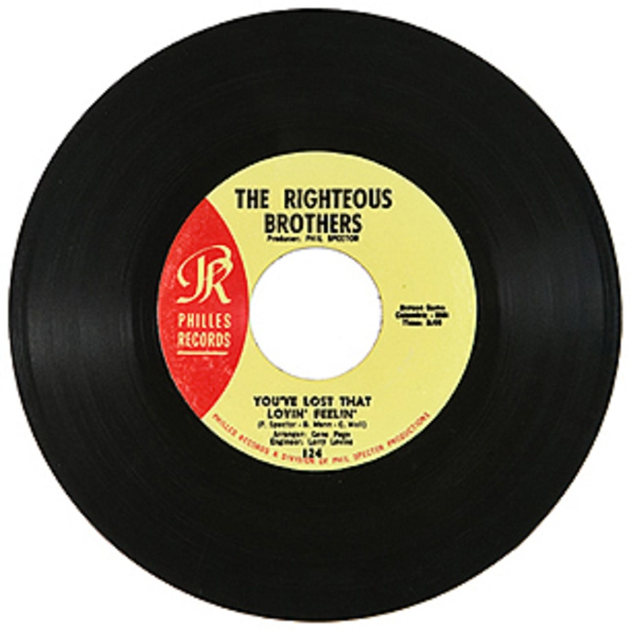 The Righteous Brothers, 'You've Lost That Lovin' Feelin''