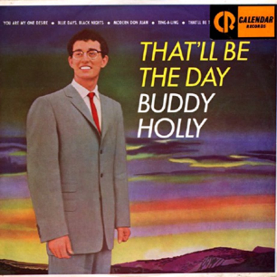 Buddy Holly and the Crickets, 'That'll Be the Day'