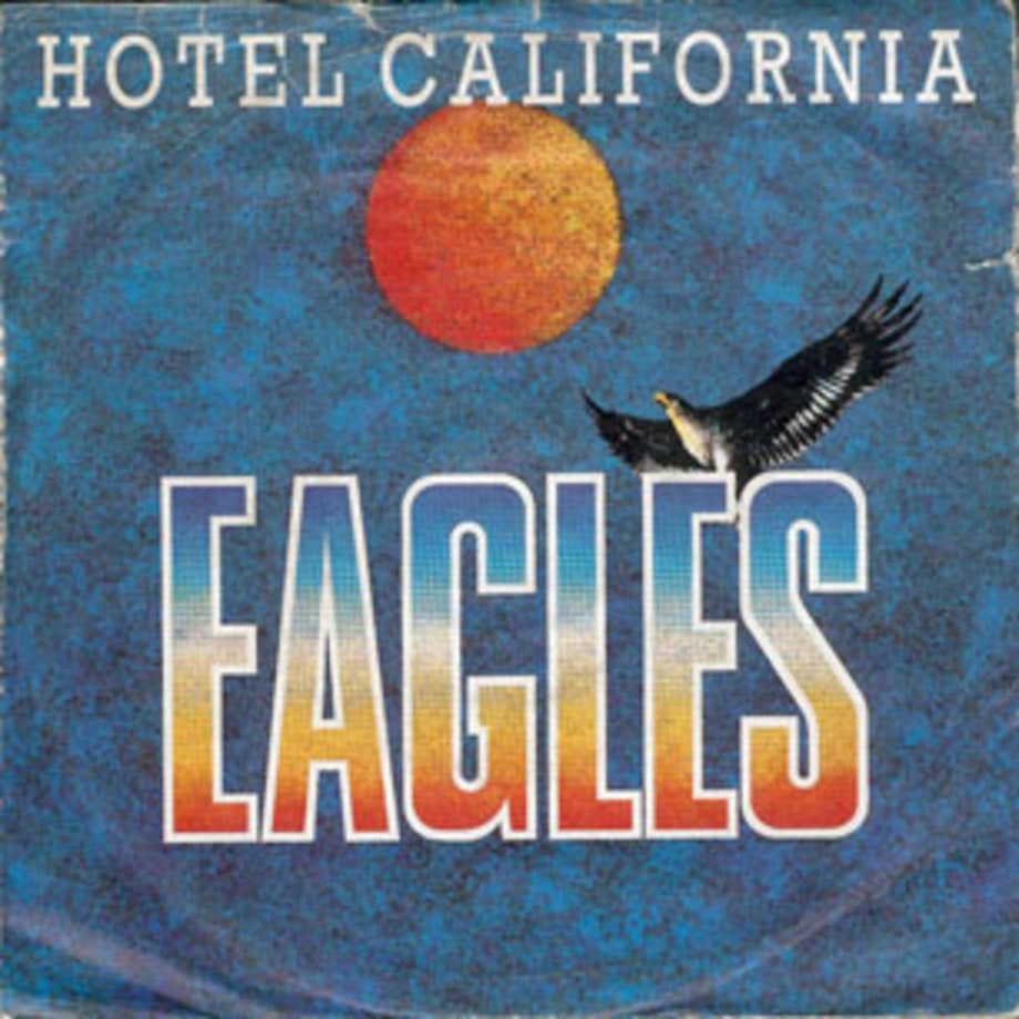 The Eagles, 'Hotel California'