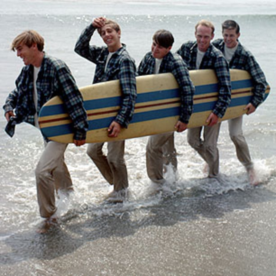 The Beach Boys,