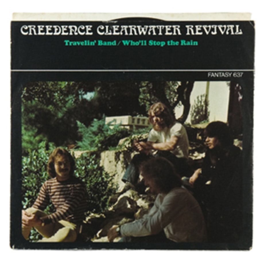 Creedence Clearwater Revival, 'Who'll Stop the Rain'