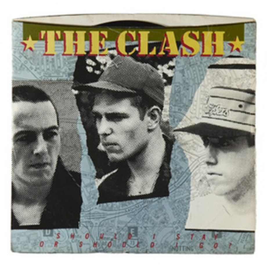 The Clash, 'Should I Stay or Should I Go'