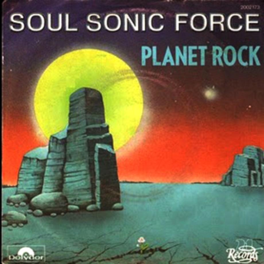Afrika Bambaataa and the Soul Sonic Force, 'Planet Rock'