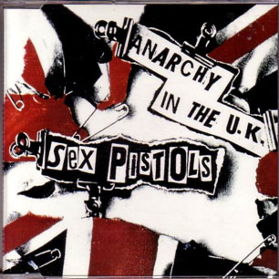 The Sex Pistols, 'Anarchy in the U.K.'