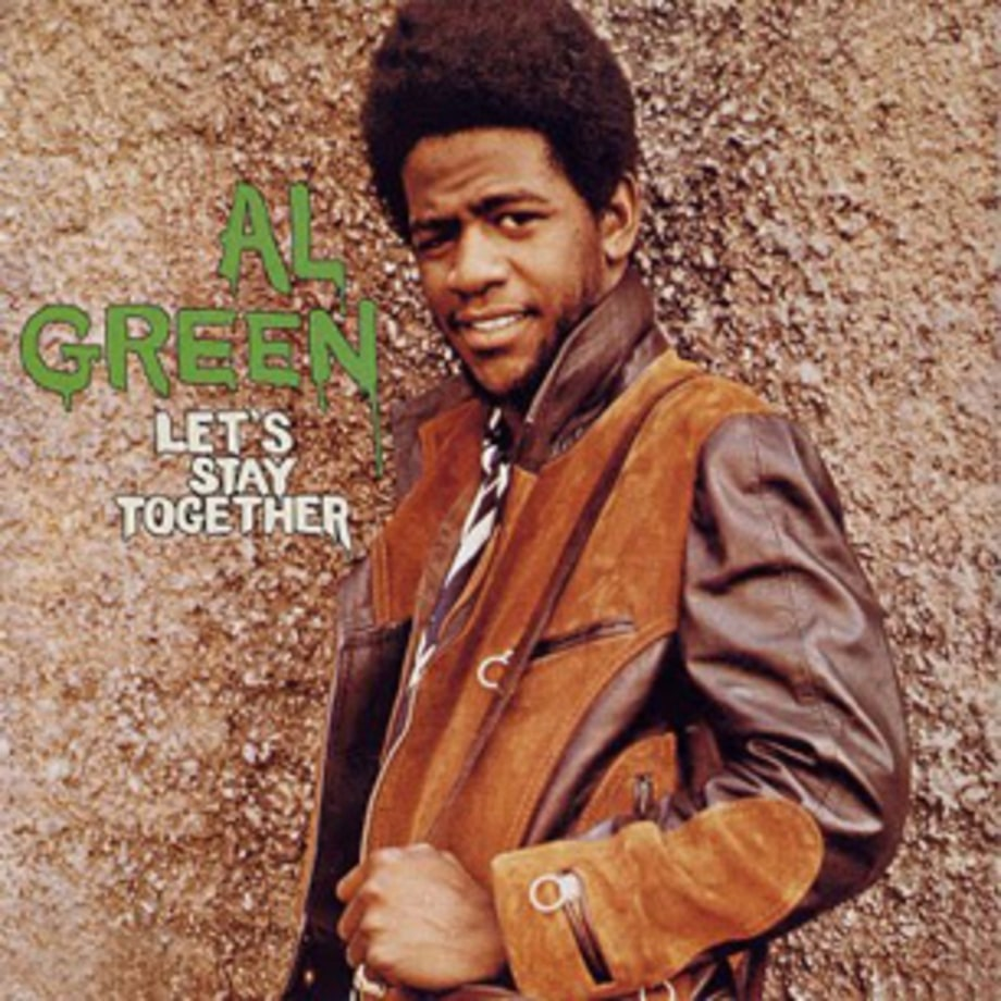 Al Green, 'Let's Stay Together'