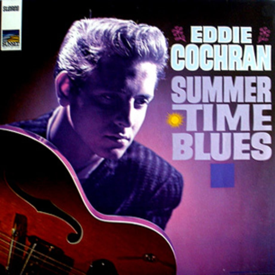 Eddie Cochran, 'Summertime Blues'