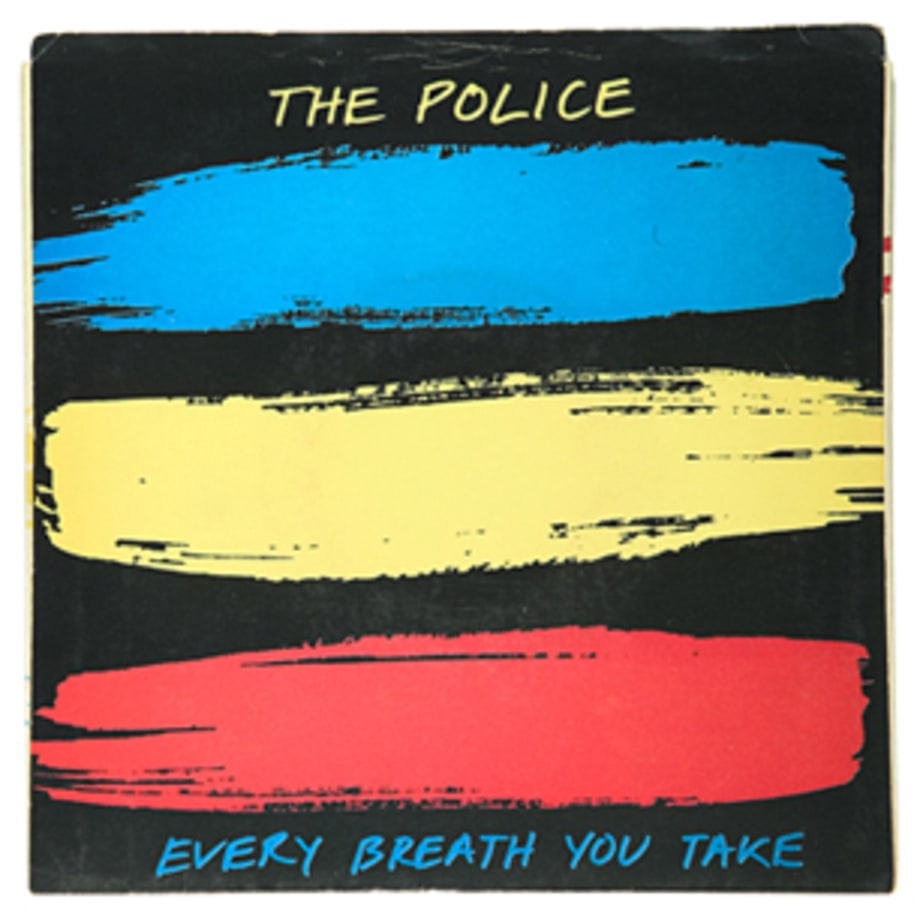 The Police, 'Every Breath You Take'