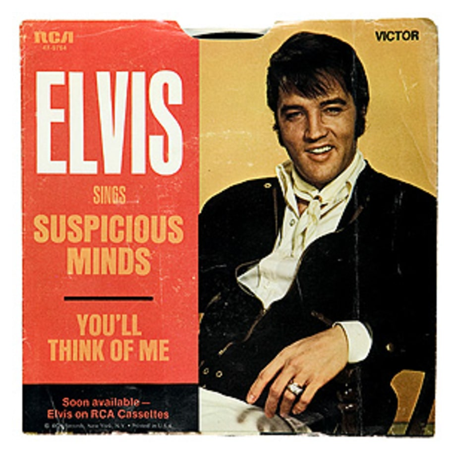 Elvis Presley, 'Suspic... Taylor Swift Songs 2011