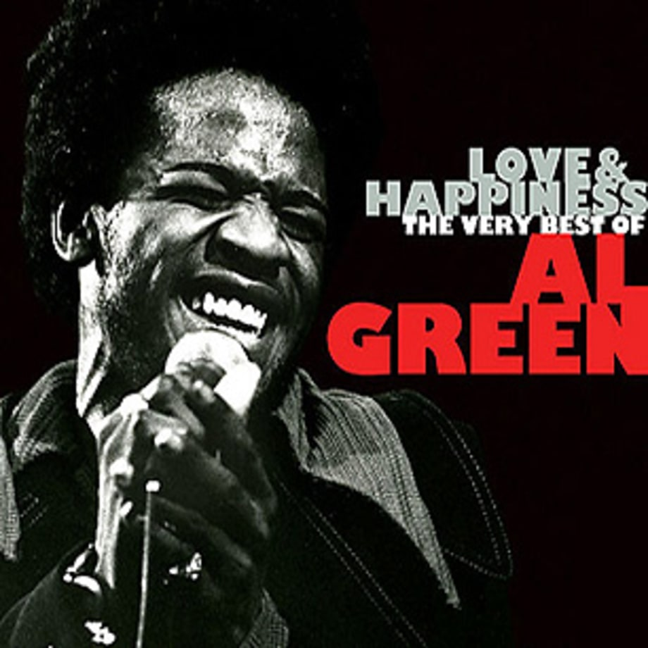 Al Green, 'Love and Happiness'